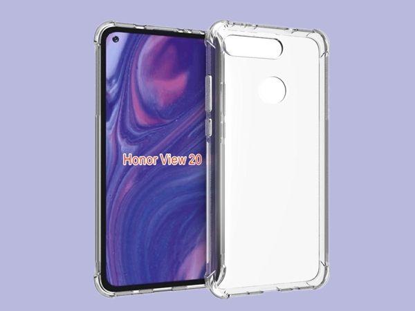 Слили дизайн тыльной стороны Honor V20 с нетипичной двойной камерой – фото 1