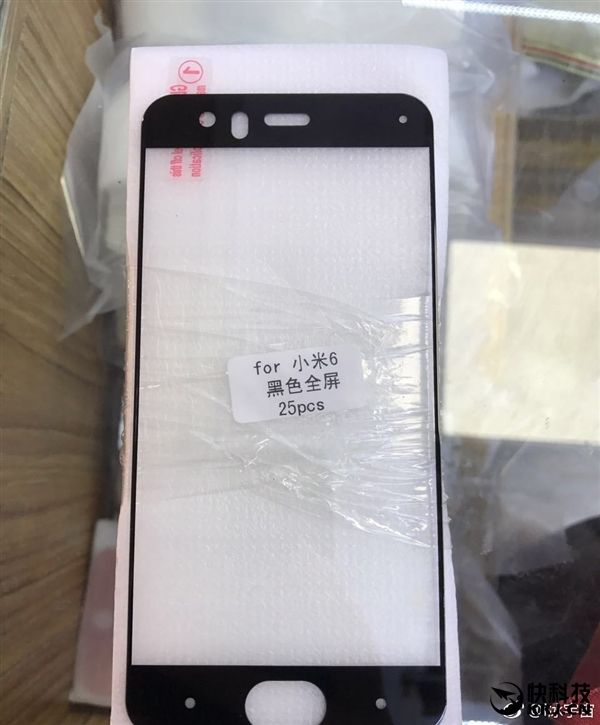 В сети опубликовали фото передней панели Xiaomi Mi6 – фото 3