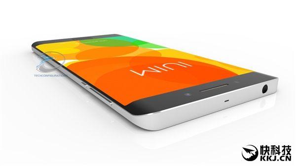 Xiaomi Mi Note 2 на новых рендерах: спереди Samsung Galaxy S7 Edge, а сзади Xiaomi Mi5 с двумя камерами – фото 3