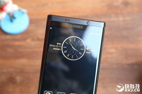 Gionee M2017 – эксклюзивный смартфон, как символ достатка и статуса – фото 2