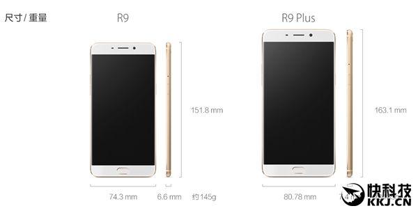 Oppo R9 и R9 Plus были официально представлены сегодня – фото 3
