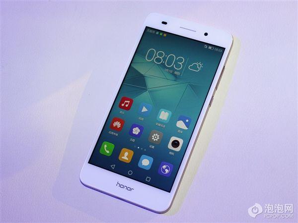 Huawei Honor 5A получил процессор Snapdragon 617, отдельный слот для карт памяти и ценник $106,5 – фото 3