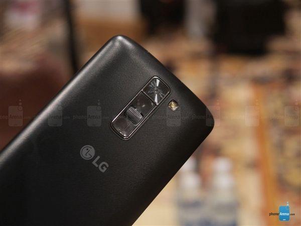 LG K7 – смартфон начального уровня с флагманским дизайном и завышенным ценником – фото 4