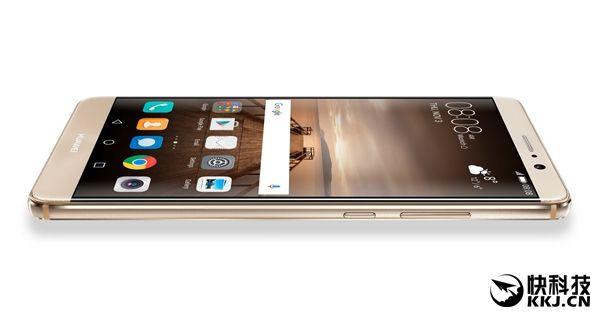 Встречайте Huawei Mate 9: мощный Kirin 960, двойная камера 20+12 Мп, супербыстрая зарядка и Android 7.0 – фото 2