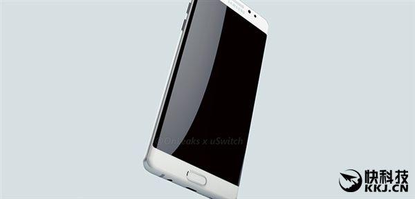 Рендеры Samsung Galaxy Note 7 опубликованы в сети: USB Type-C (впервые), датчики распознавания радужной оболочки глаза и раздельное расположение кнопок – фото 2