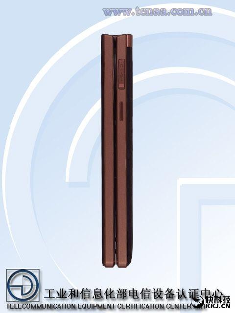 Раскладной смартфон Gionee W909 будет представлен 29 марта – фото 3