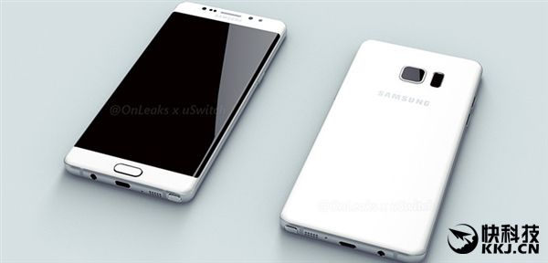 Рендеры Samsung Galaxy Note 7 опубликованы в сети: USB Type-C (впервые), датчики распознавания радужной оболочки глаза и раздельное расположение кнопок – фото 3
