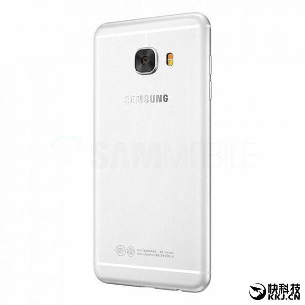 Компания Samsung представила смартфоны Galaxy C5 с процессором Snapdragon 617 и Galaxy C7 с чипом Snapdragon 625 – фото 5