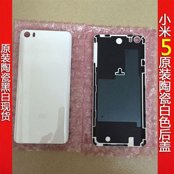 Керамическую крышку для Xiaomi Mi5 можно приобрести в Китае за $53 и установить на любую версию флагмана – фото 2