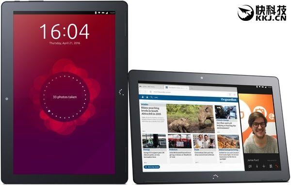 BQ M10 Aquaris получит модификацию на Ubuntu, став первым планшетом с этой ОС в мире – фото 1