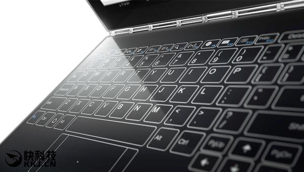 Lenovo Yoga Book получил сенсорную клавиатуру, на которой можно рисовать – фото 2