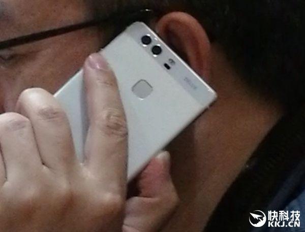 Huawei P9 засветился на шпионских фотографиях – фото 1