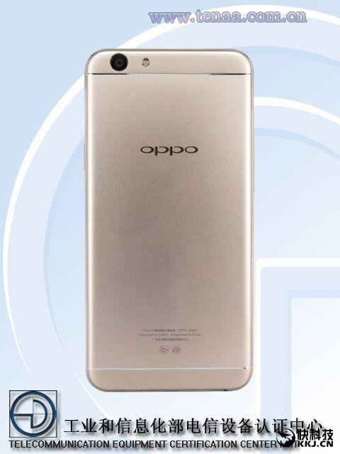 Oppo A53: смартфон с Snapdragon 616 и 3 Гб ОЗУ сертифицирован в TENAA – фото 1