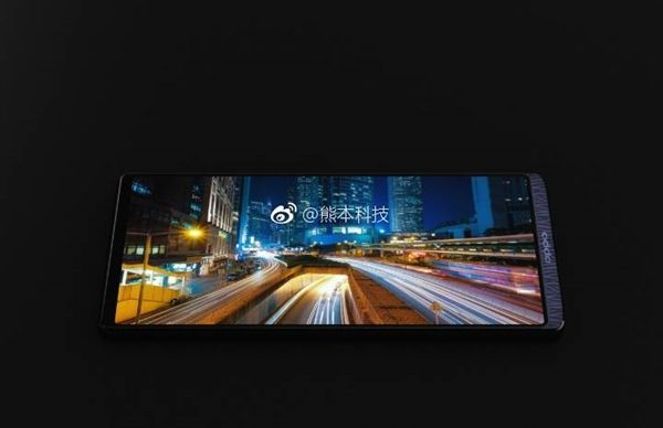 Новые изображения подтвердили безрамочную природу Oppo Find 9 – фото 1
