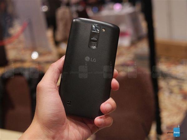 LG K7 – смартфон начального уровня с флагманским дизайном и завышенным ценником – фото 2