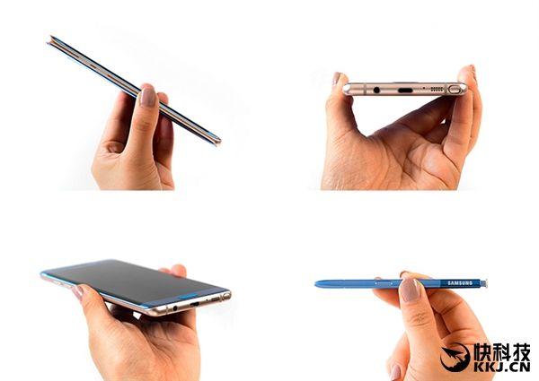 Samsung Galaxy Note 7 против Note 5: основные отличия в одной картинке – фото 2