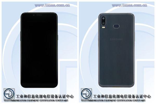 Samsung Galaxy P30 дебютирует как Samsung Galaxy A6s – фото 3