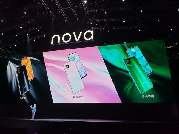 Представлен Huawei Nova 6 SE: Kirin 810, ультрабыстрая зарядка и пять камер – фото 1