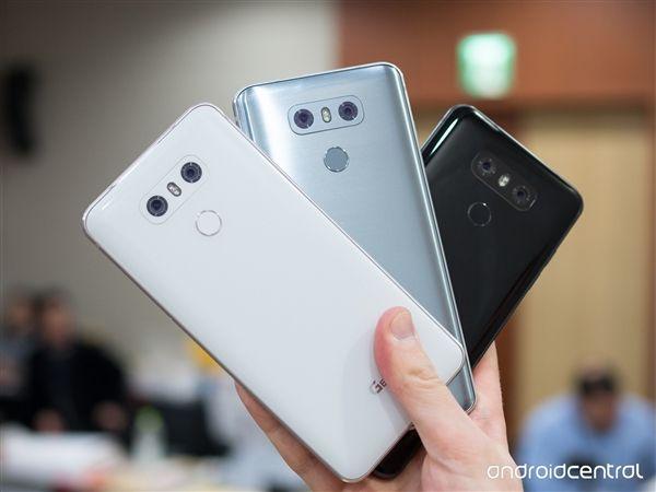 LG G6 собрал за 4 дня 40 000 предзаказов – фото 1