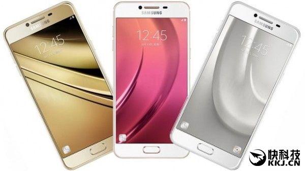 Компания Samsung представила смартфоны Galaxy C5 с процессором Snapdragon 617 и Galaxy C7 с чипом Snapdragon 625 – фото 6