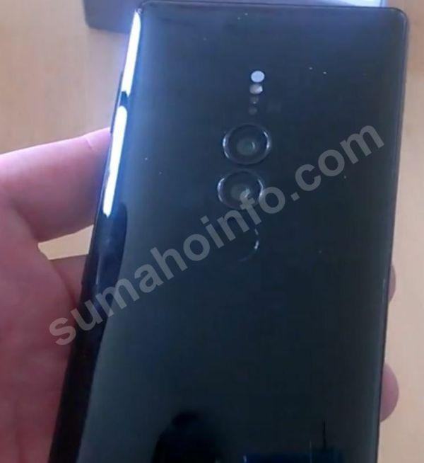 Sony Xperia XZ3 позирует на «живых» снимках – фото 4