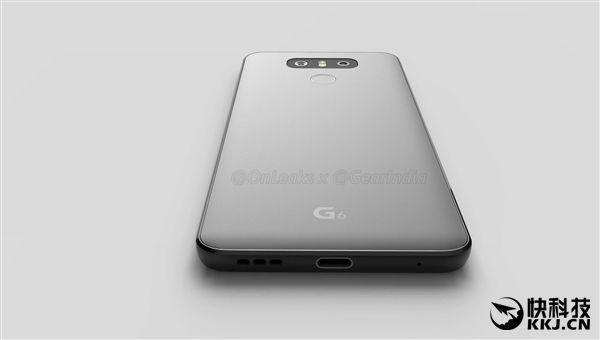 LG G6 показали на рендерах – фото 7