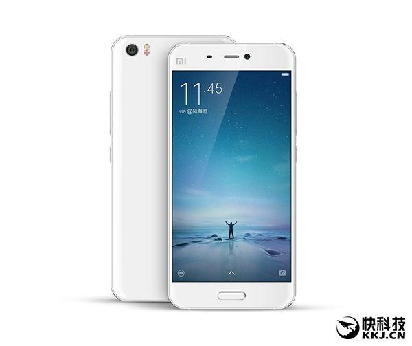 Xiaomi Mi5: изогнутый дисплей и тыльная панель на фото – фото 6