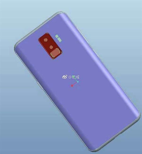 У Samsung Galaxy S9 сканер отпечатков пальцев будет там, где и ждали – фото 2