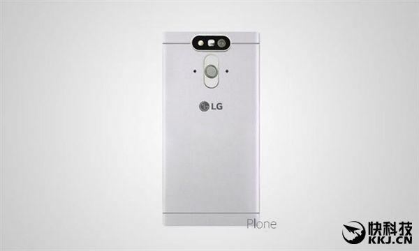 LG G5: подробности внешнего вида полностью раскрыты – фото 1