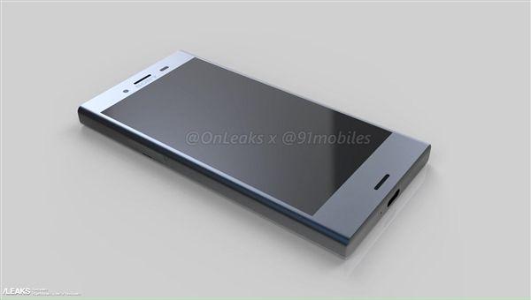 Рендеры флагмана Sony Xperia XZ1 Compact. Одной правой – фото 2