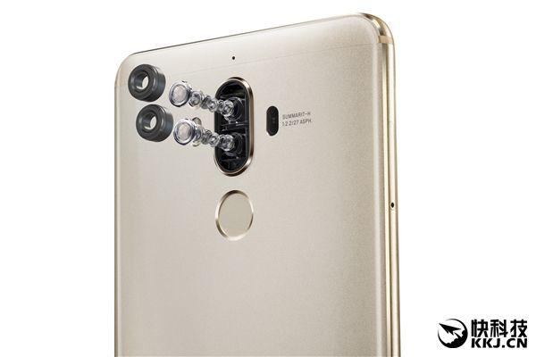 Встречайте Huawei Mate 9: мощный Kirin 960, двойная камера 20+12 Мп, супербыстрая зарядка и Android 7.0 – фото 6