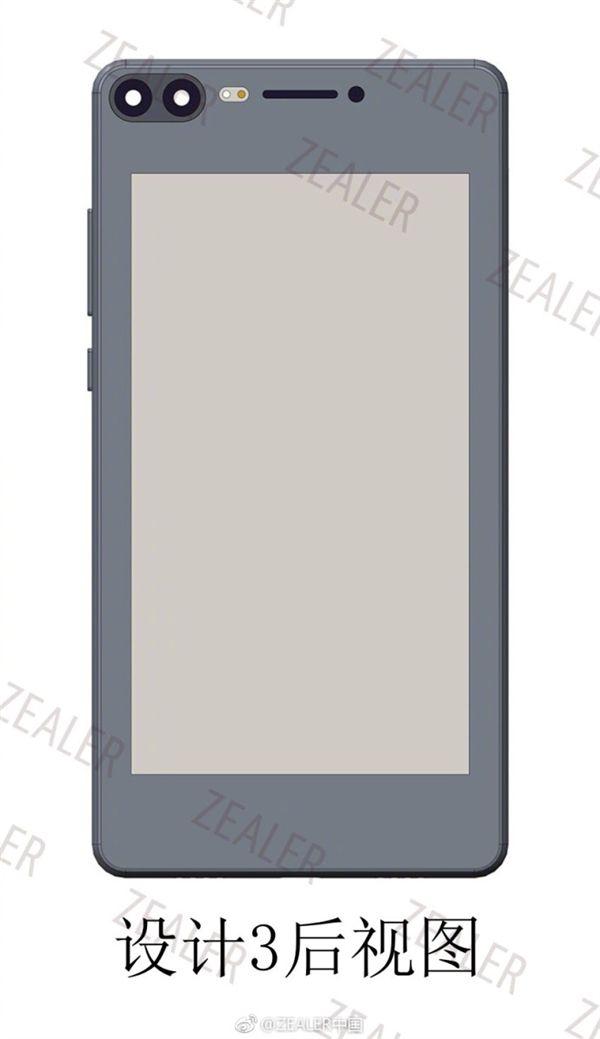 Необычный концепт Xiaomi Mi Mix 3 – фото 5