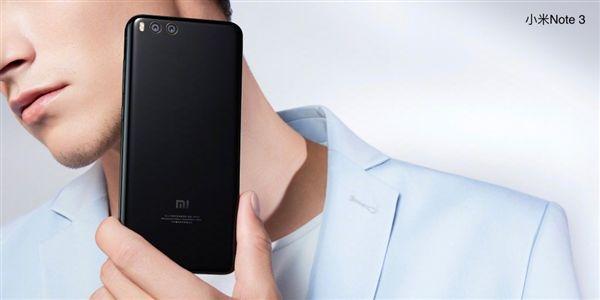 Анонс Xiaomi Mi Note 3: для тех, кому нужен Xiaomi Mi6 побольше – фото 3