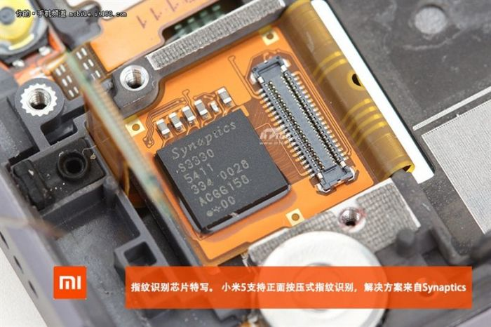 Xiaomi Mi5 уже успели разобрать. Фотоотчет – фото 15