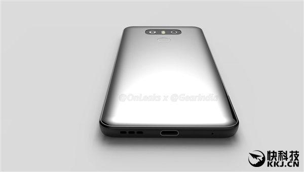LG G6 показали на рендерах – фото 2