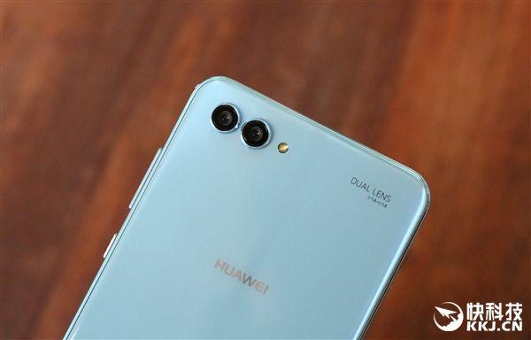 Безрамочный Huawei Nova 2s на базе Kirin 960 представлен – фото 7
