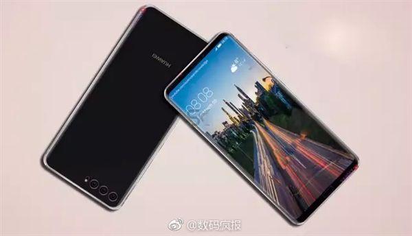 Huawei P20 на рендерах. Считаем камеры – фото 5