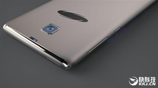 Samsung Galaxy S8: первый концепт-арт далекого флагмана – фото 8