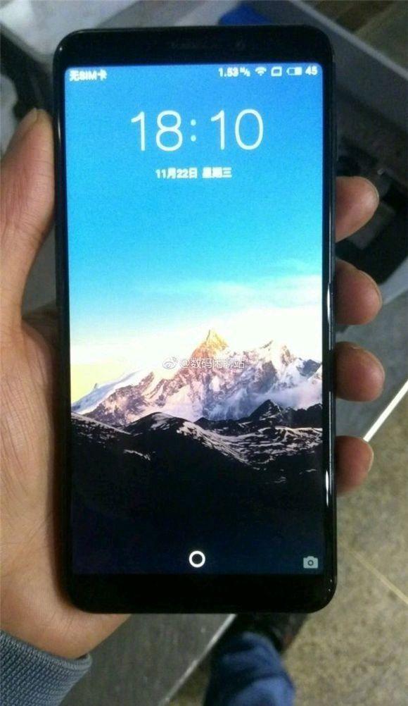 Безрамочный смартфон Meizu предложит ряд нововведений? – фото 3