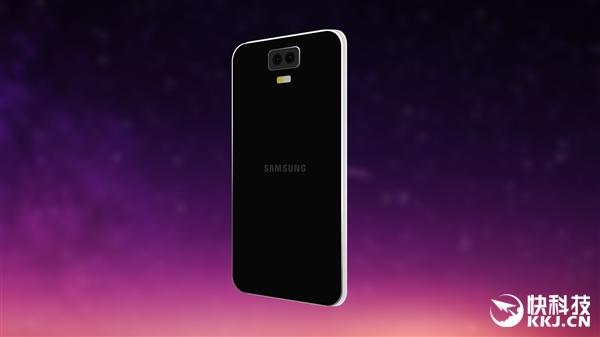 Samsung Galaxy S9: концепт с 4-мя камерами и процессором  Snapdragon 830 – фото 5