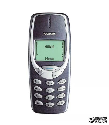 Обновленная Nokia 3310 предложит удвоенную автономность – фото 1