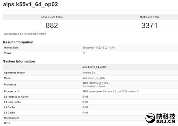 Honor 5C с процессором Kirin 650 замечен в базе данных Geekbench – фото 1