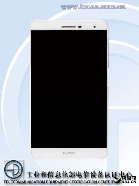 Huawei Honor X3: 7-дюймовый планшетофон прошел сертификацию в Китае – фото 2