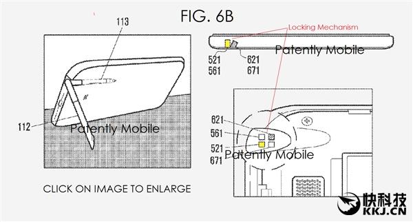 Samsung запатентовал складывающуюся конструкцию стилуса S Pen – фото 5