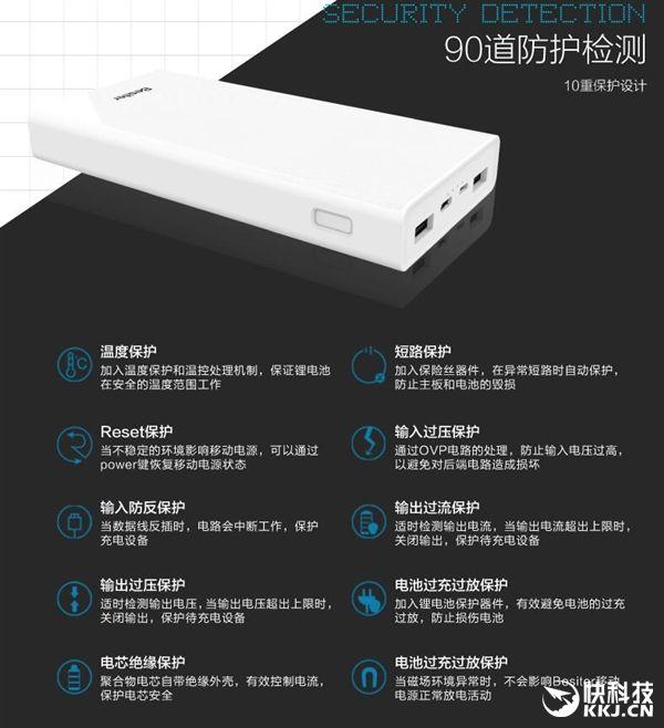 Павербанк от Besiter на 20000 мАч получил USB Type-C, поддерживает QC3.0 и стоит всего $15 – фото 8