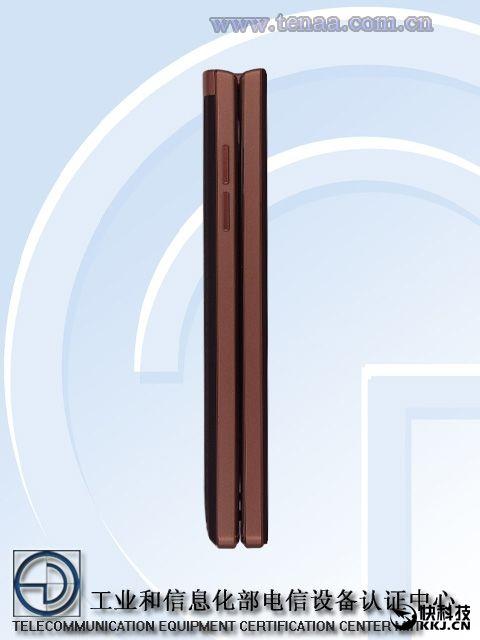 Раскладной смартфон Gionee W909 будет представлен 29 марта – фото 2