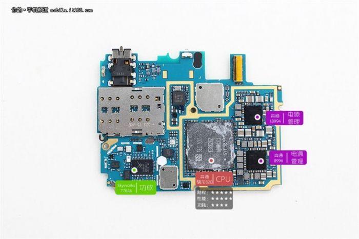 Xiaomi Mi5 уже успели разобрать. Фотоотчет – фото 16