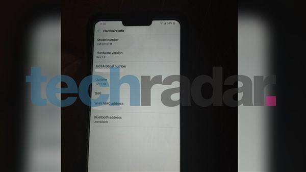 В сеть слили шпионские снимки LG G7 ThinQ – фото 1