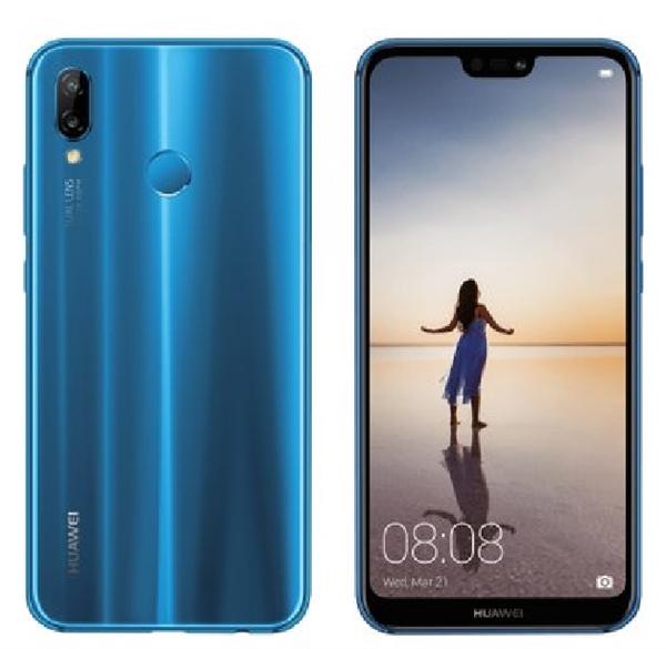 Huawei P20, P20 Pro и P20 Lite показали на пресс-изображениях – фото 4