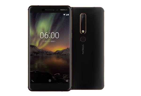 Представлен Nokia 6 (2018) второго поколения – фото 1